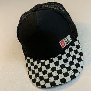 Vans Checkered Snapback
